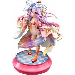 NO GAME NO LIFE 1/7 SCALE PRE-PAINTED FIGURE: SHIRO SUMMER SEASON VER. Phat Company