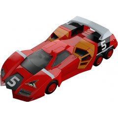 VARIABLE ACTION KIT FUTURE GPX CYBER FORMULA 1/43 SCALE MODEL KIT: FIRE SUPERION G.T.R Mega House