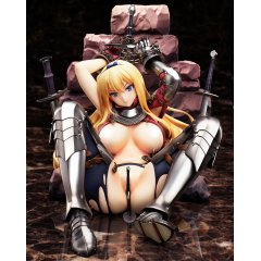 ORIGINAL CHARACTER 1/5.5 SCALE PRE-PAINTED FIGURE: DAME VALERIE Native