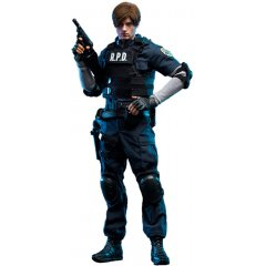 RESIDENT EVIL 2 1/6 SCALE COLLECTIBLE FIGURE: LEON S. KENNEDY Damtoys