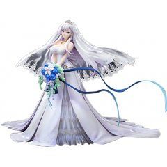 AZUR LANE 1/7 SCALE PRE-PAINTED FIGURE: BELFAST OATH OF CLADDAGH RING VER. Hobbymax