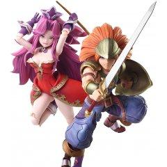 TRIALS OF MANA BRING ARTS: DURAN & ANGELA Square Enix