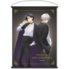 TSUKIUTA. THE ANIMATION 2 ORIGINAL ILLUSTRATION B2 WALL SCROLL: HAJIME MUTSUKI, SHUN SHIMOTSUKI Tapioca