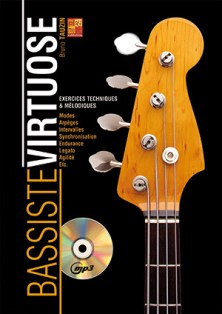 Bassiste Virtuose - Méthode de Basse