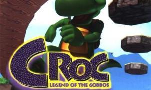 Croc PC cover