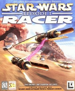 Star Wars Ep 1 Racer