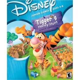 tiggers honey hunt cover