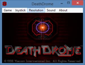 death-drome-launcher