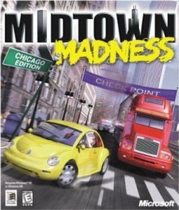 Play Midtown Madness on your Windows 7 PC