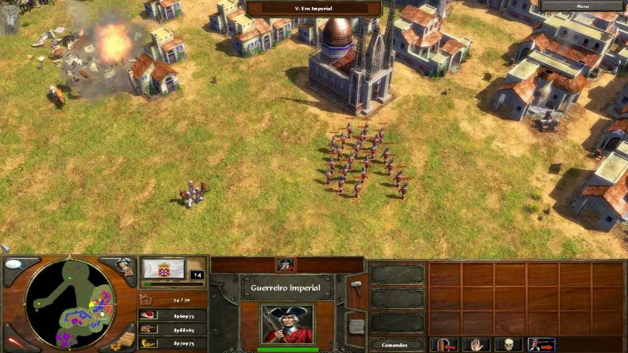 Age of Empires 3   Play Old PC Games com age empires shot2 age empires shot1