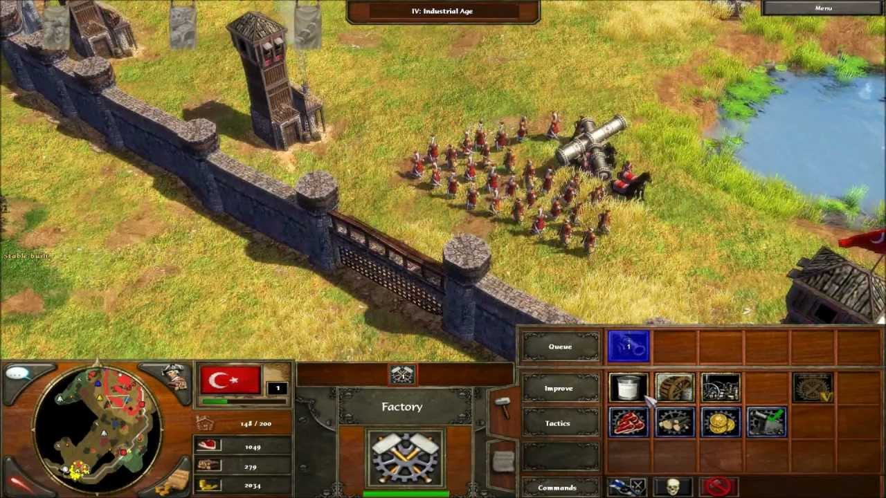 Age of Empires 3   Play Old PC Games com Screenshots
