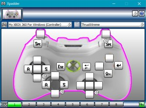 ThrustXtreme-Xpadder