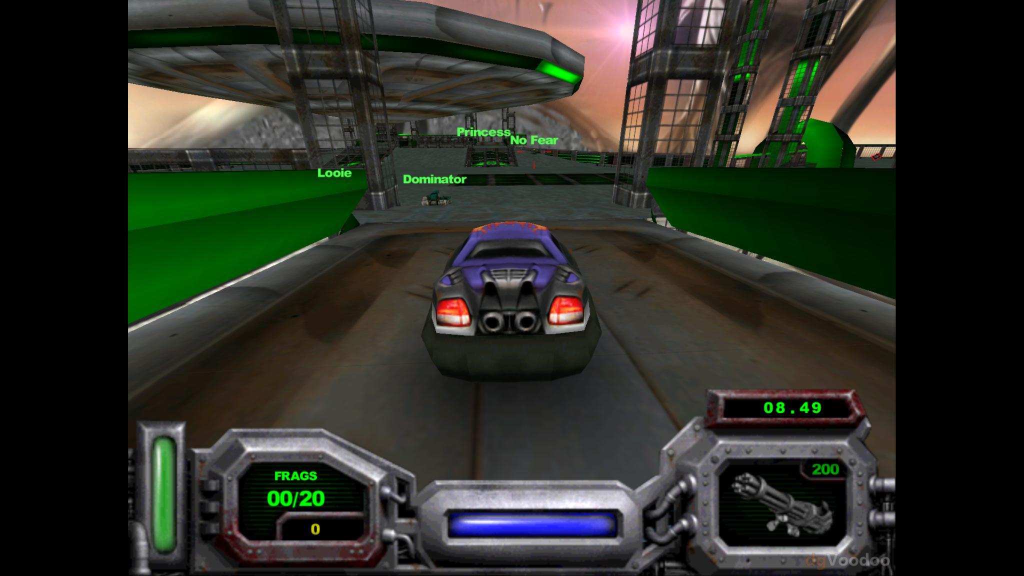 Bumper Wars - Play-Old-PC-Games.com