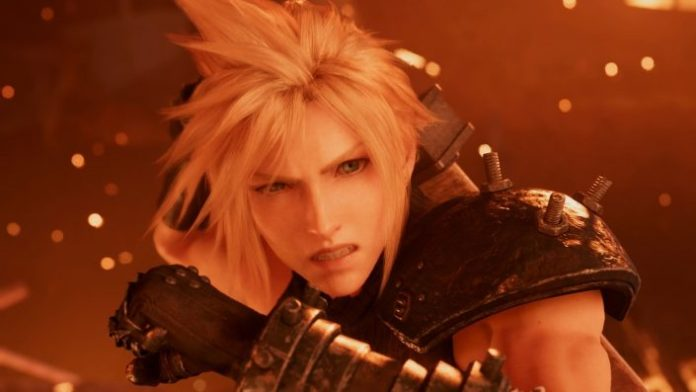 Final Fantasy VII Remake: release of the first episode scheduled for the current fiscal year?