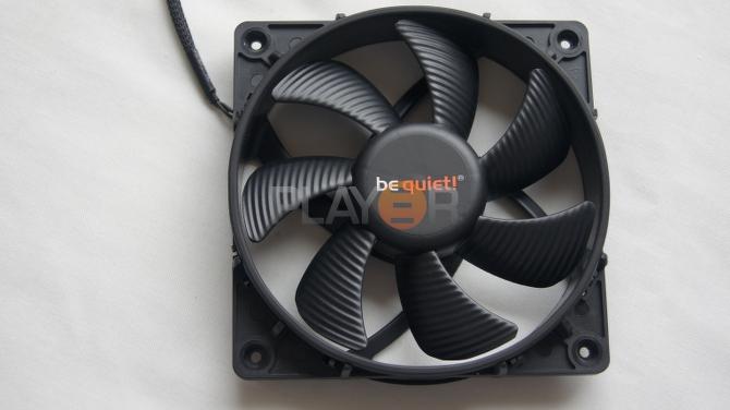 Be Quiet Dark Rock Pro 2 120mm Fan Front