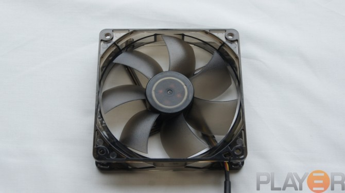 Thermaltake Chaser A31 Rear 120mm Fan Front