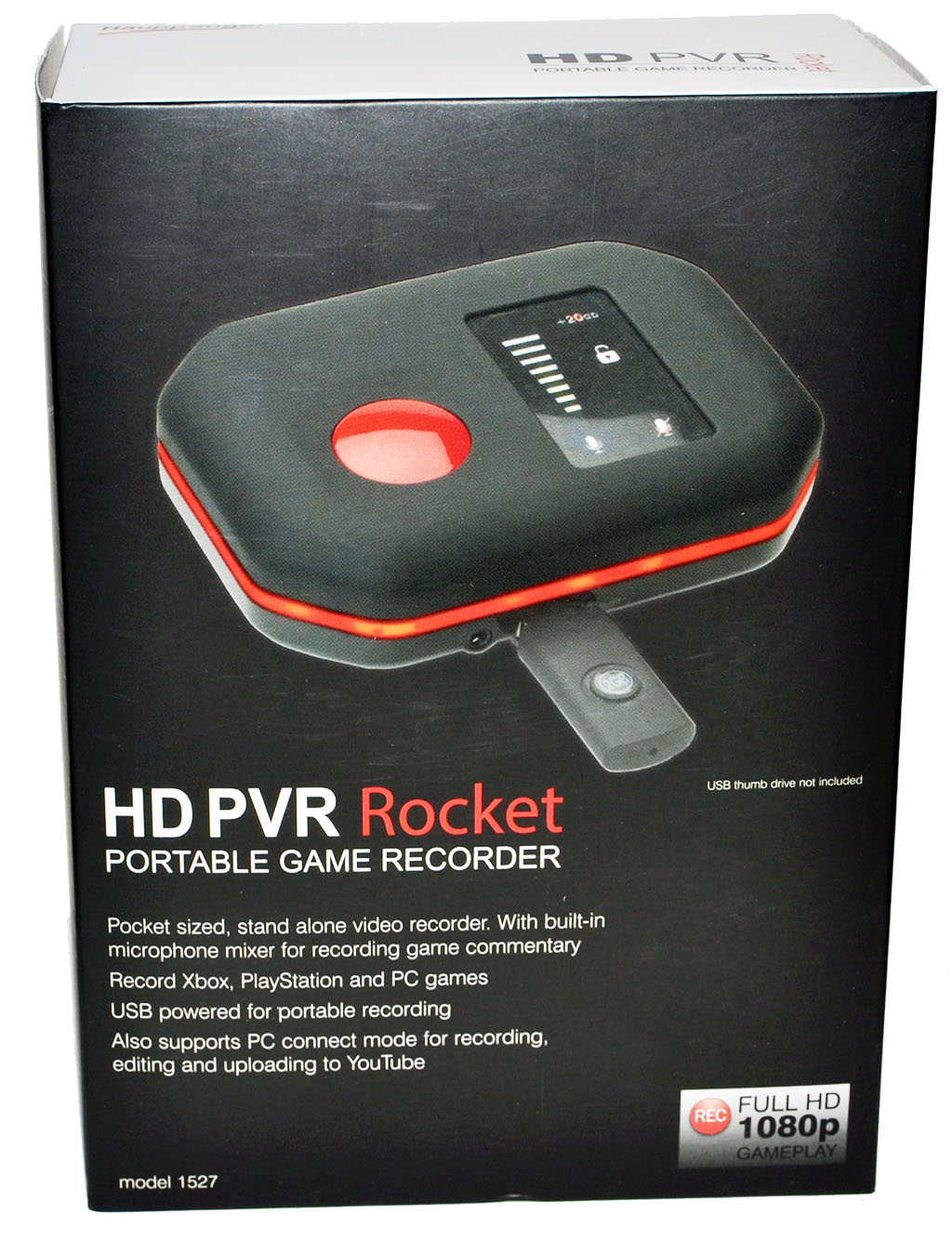 Hauppauge HD PVR Rocket Review | Page 3 of 7 | Play3r