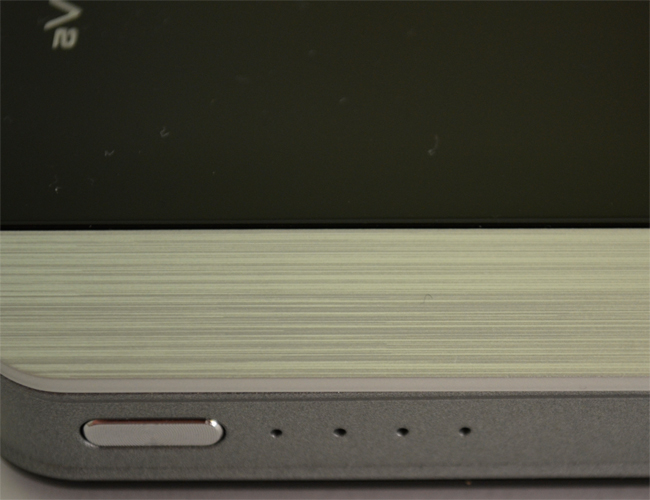 Luxa2 EnerG Closer Grey finish
