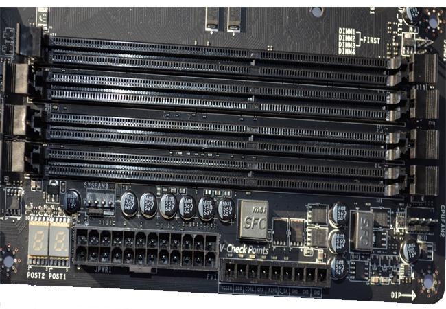 MSI Z97 GAMING 7 RAMM