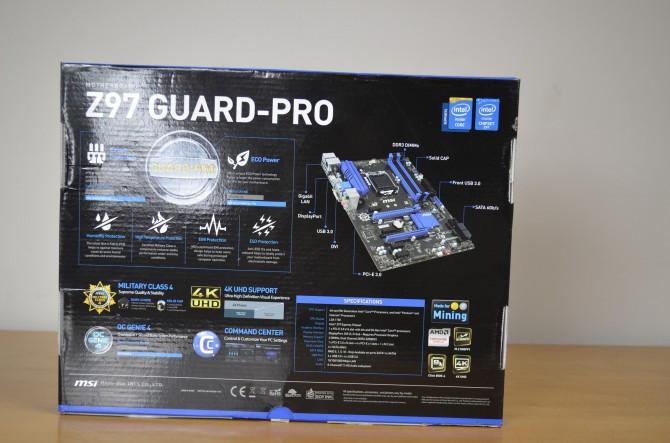 MSI Z97 GUARD-PRO 2