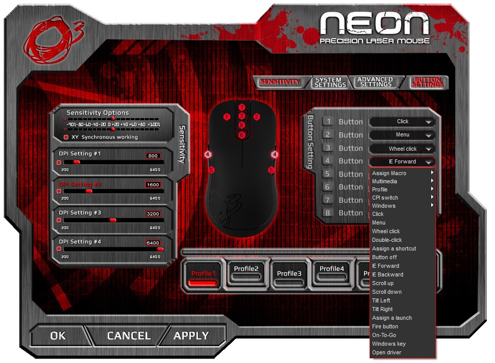 OZONE Neon Laser Gaming Mouse Review | Page 5 of 7 | Play3r