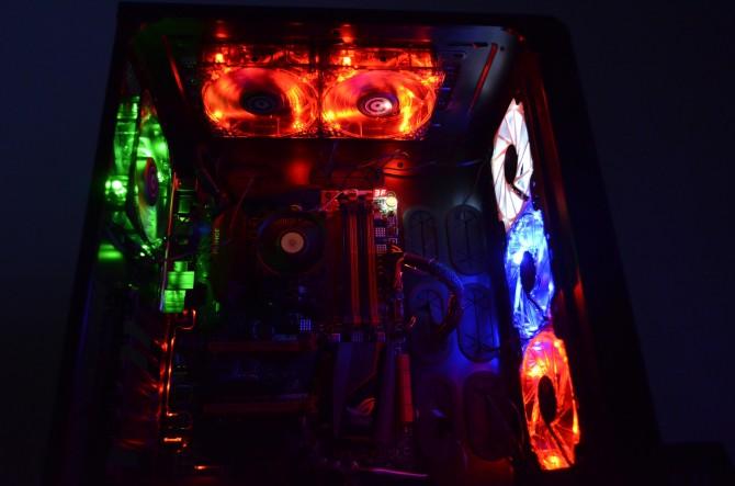 BitFenix Spectre Pro LEDs 8