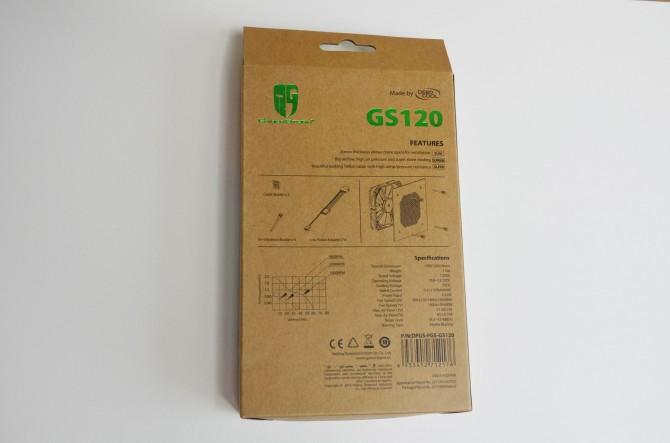 DEEPCOOL GS120 5