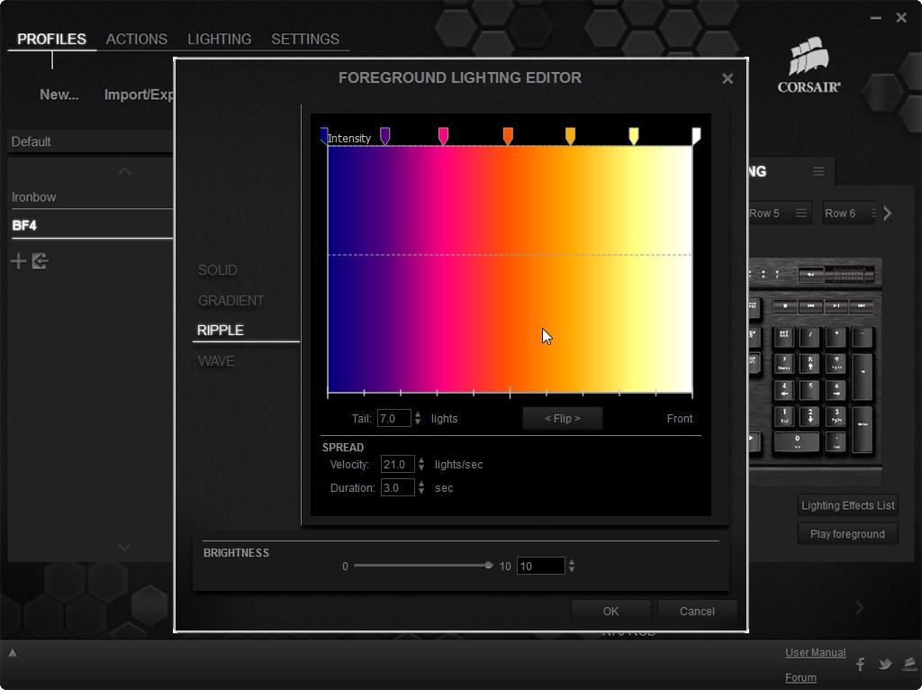 Corsair Gaming K70 RGB Keyboard Review - Play3r