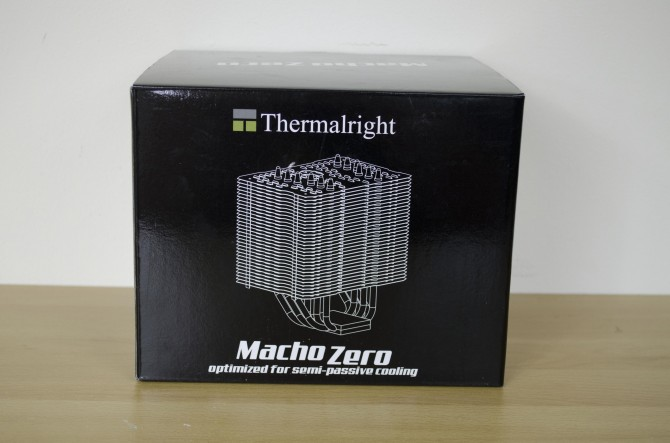 Thermalright Macho Zero 6