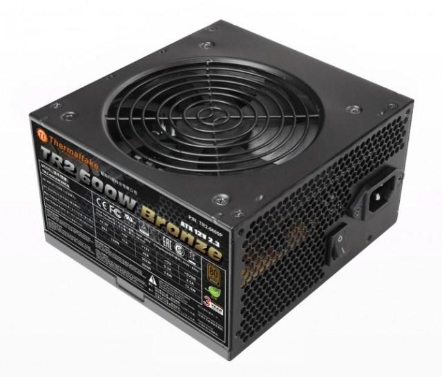 Thermaltake TR2 Bronze 600WPower Supply Units