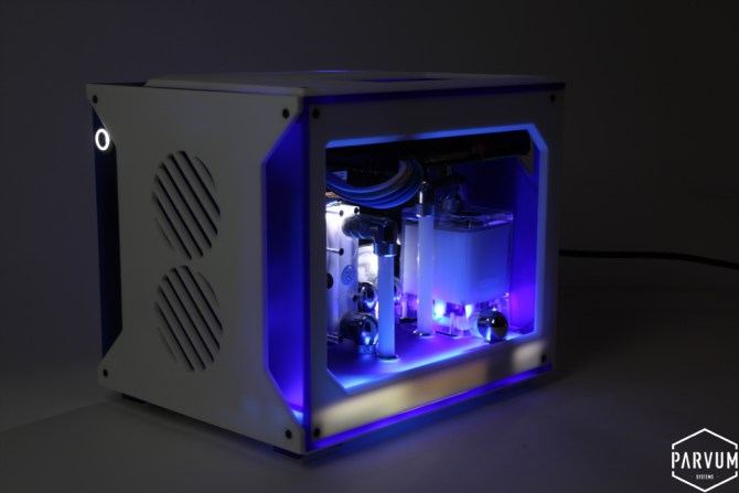 Parvum ITX Scratch Build