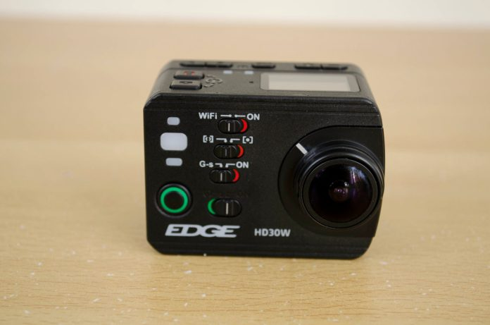 Kitvision Edge HD30W Action Cam_3