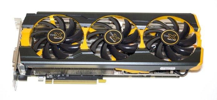 Sapphire R9 290X Tri-X 8GB 4
