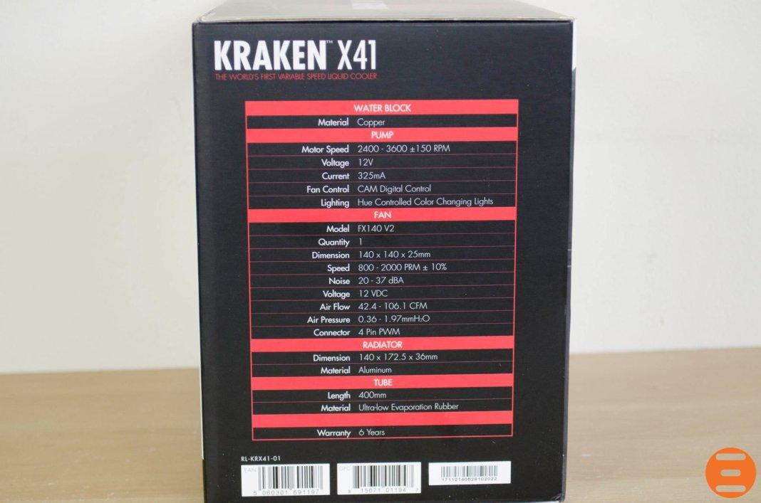NZXT Kraken X41 _7