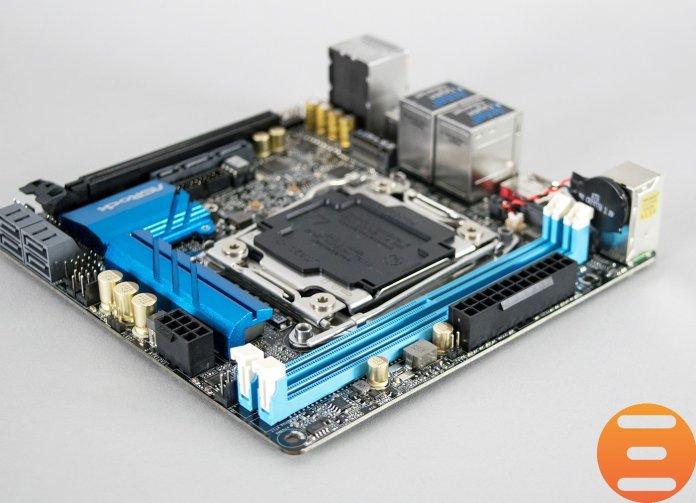 ASRock X99E-ITX 2