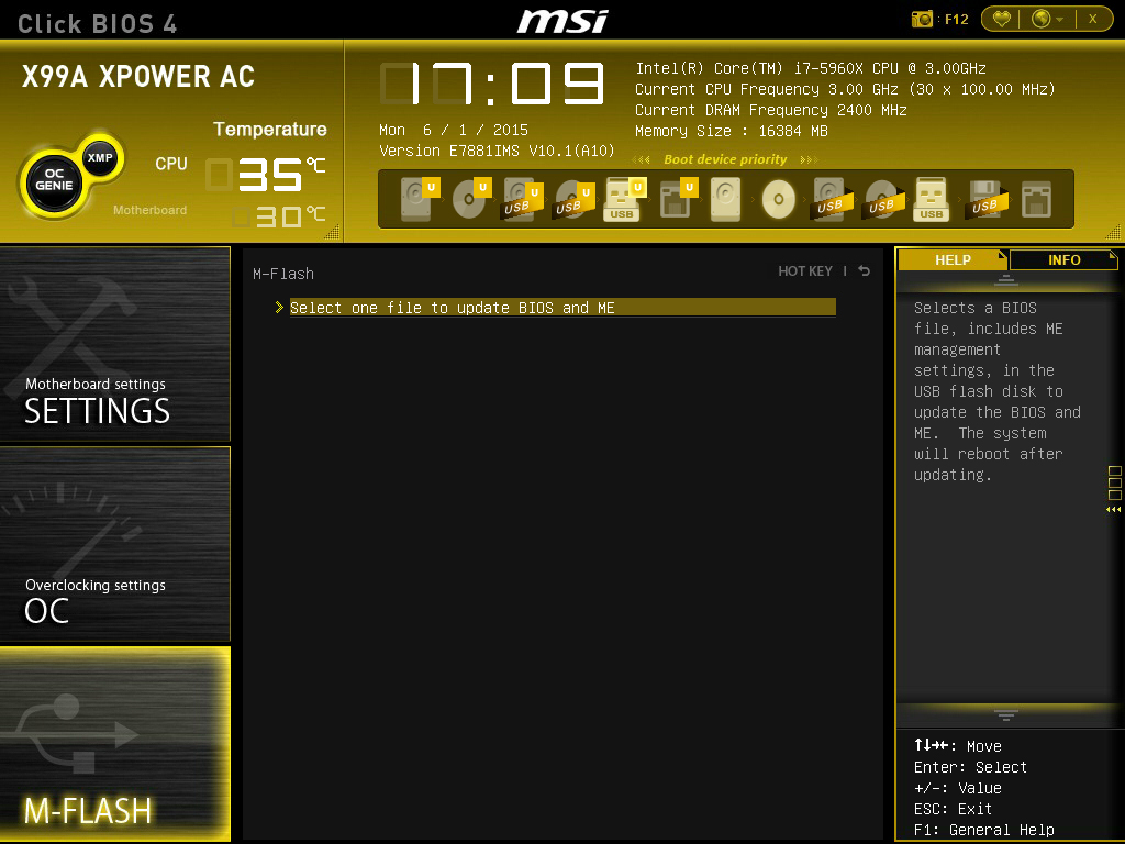 MSI X99A XPOWER AC Motherboard Review   Page 5 of 18   Play3r
