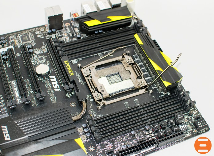 MSI X99A XPOWER Motherboard 5