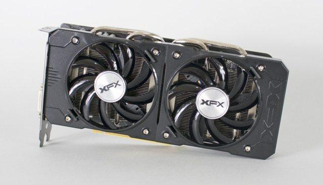 XFX R9 380 4GB Graphics Card 1
