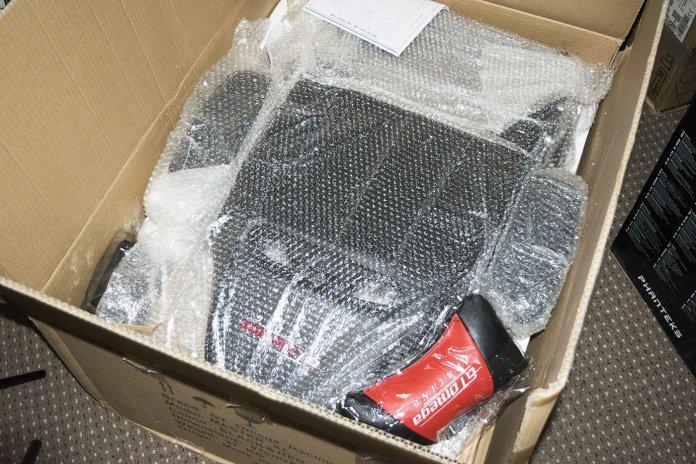 GT Omega Racing Master XL Box 1