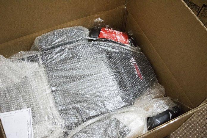 GT Omega Racing Master XL Box 2