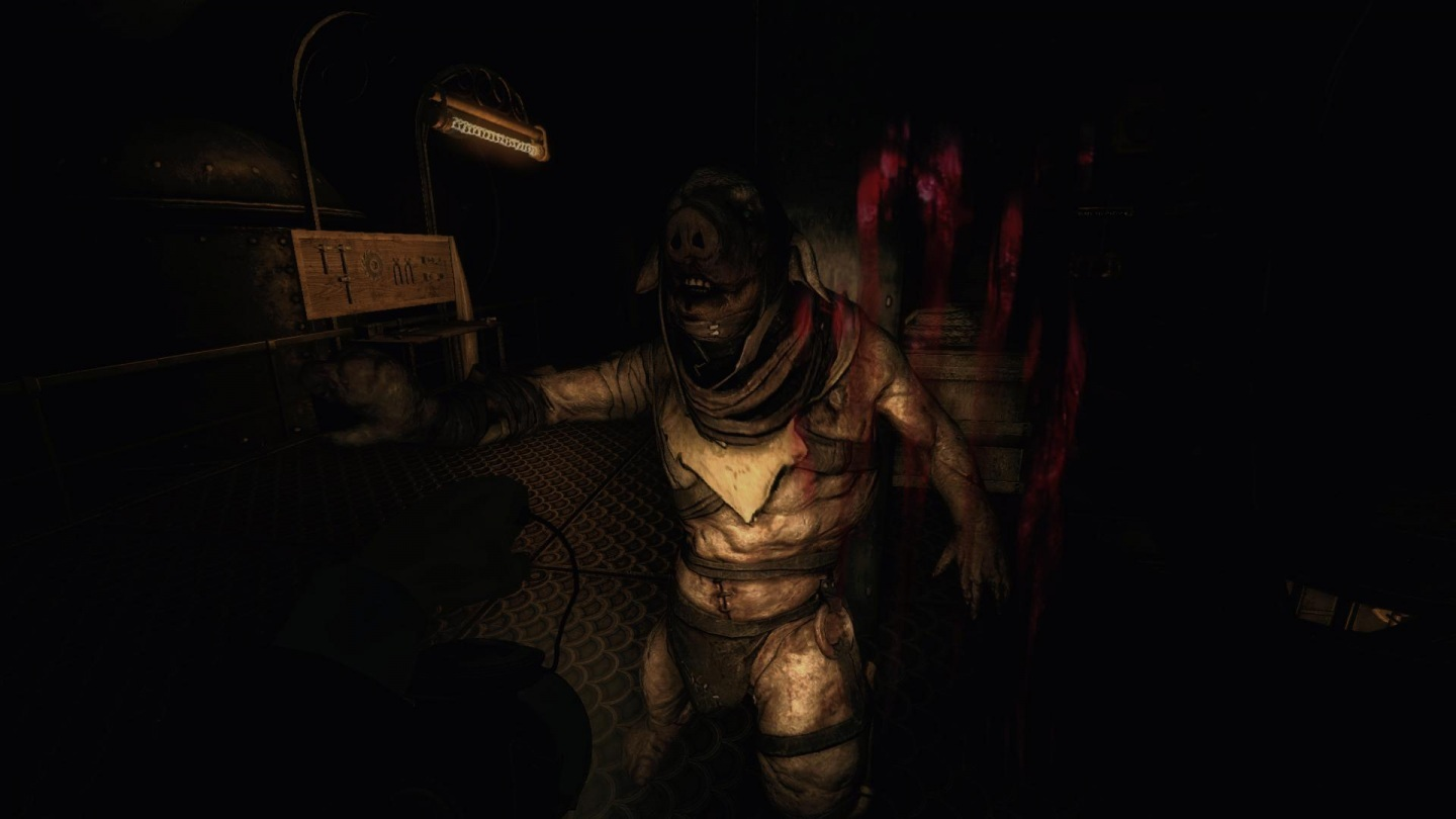Amnesia: A Machine for Pigs Review - Wait for it!... | Page 3 of 4 | Play3r