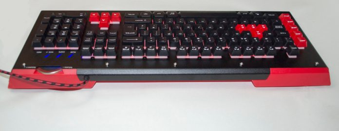 Venom Warrior Mechanical Keyboard Review   Page 3 of 4   Play3r
