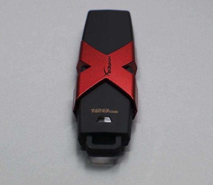 HyperX Savage 128GB USB 3.1 USB Drive Review 3