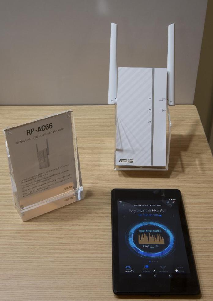 ASUS Router app
