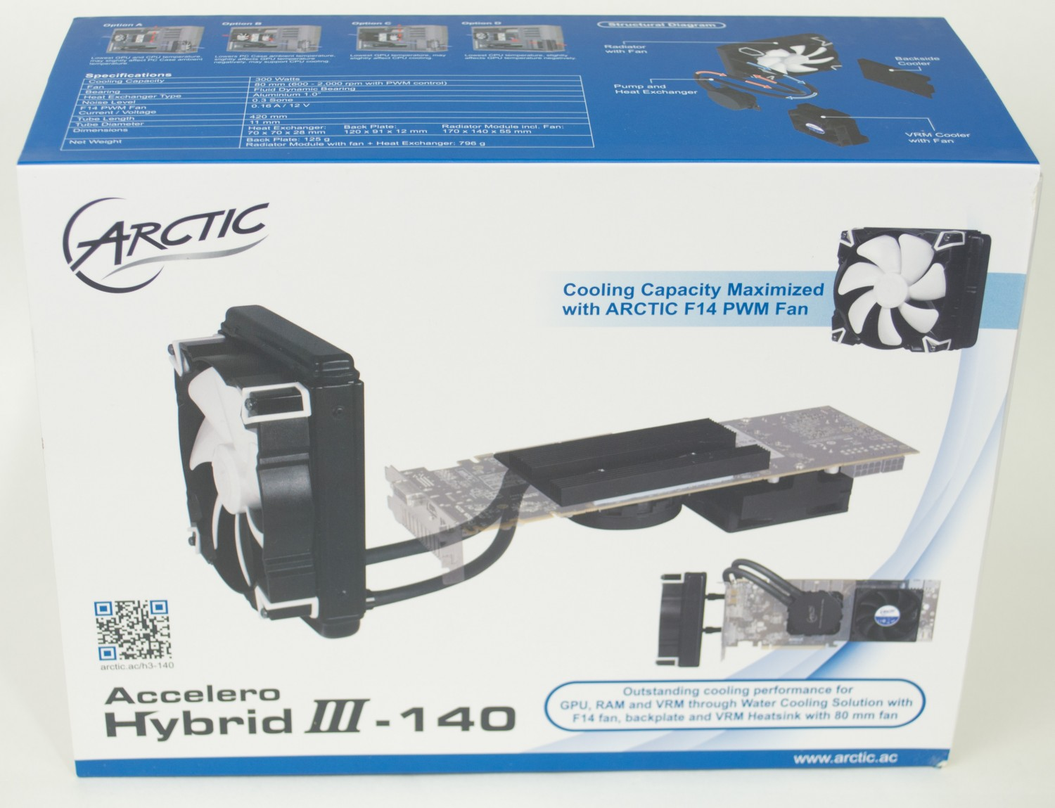 Arctic Accelero Hybrid III - 140 Review | Page 2 of 5 | Play3r