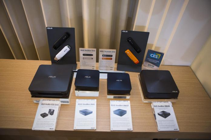 ASUS VivoMini PC Series
