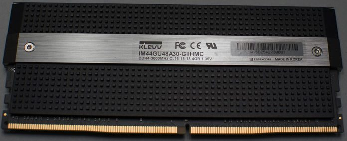 KLEVV CRAS 3000MHz 16GB DDR4 Memory Kit Review 7