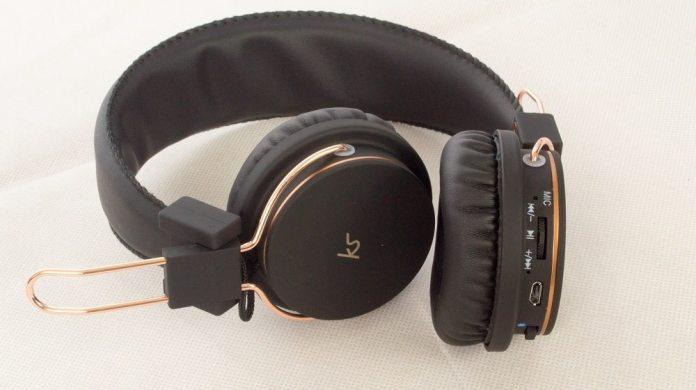 Kitsound Manhattan BT Headset 2