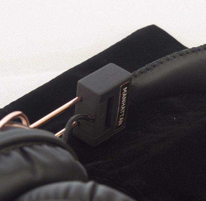 Kitsound Manhattan BT Headset nameplate