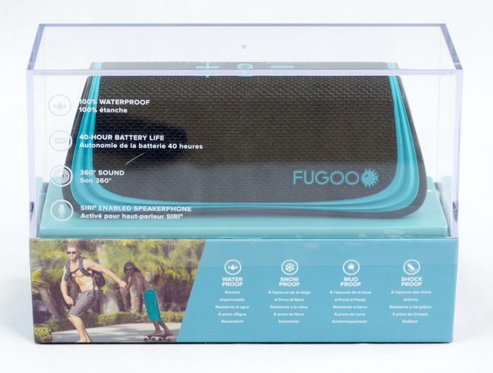 Fugoo Speaker box rear
